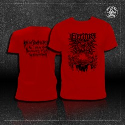 ETERITUS - Following the Ancient Path [T-shirt RED - przedsprzedaż]