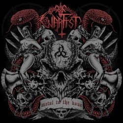 WARFIST - Metal to the Bone [CD / pre-order]
