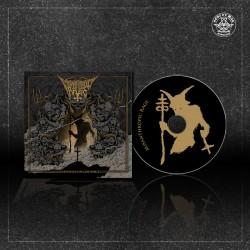 MISANTHROPIC RAGE - Gates No Longer Shut [CD - przedsprzedaż]