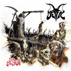 DEVIL - To The Gallows