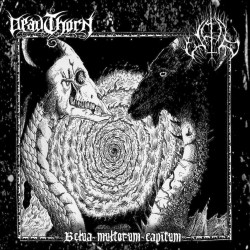 DEADTHRON / UPIR - Belua Multorum Capitum