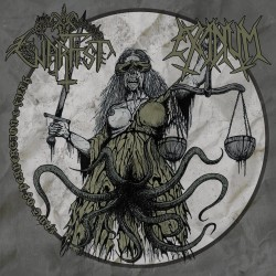 WARFIST / EXCIDIUM - Laws of Perversion & Filth
