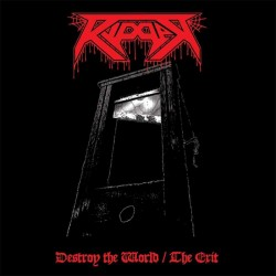 RIPPER - Destroy The World / The Exit