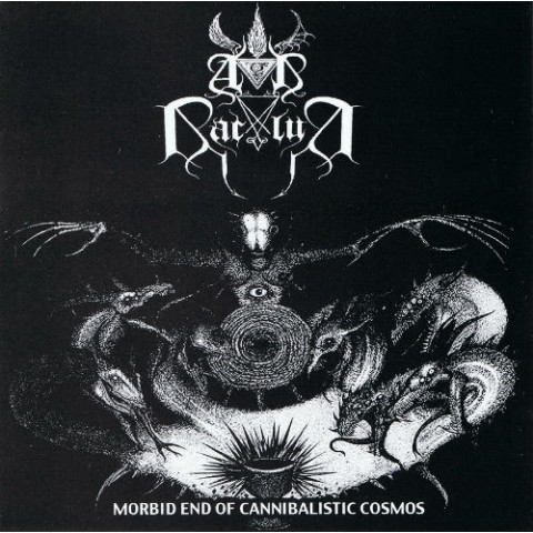 AD BACULUM - Morbid End of Cannibalistic Cosmos