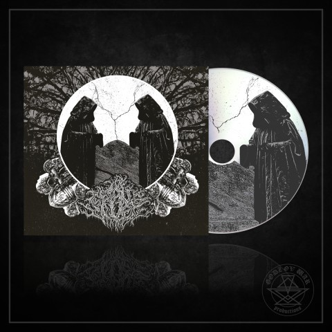 GRAVECOVEN - Coughing Blood (PRE-ORDER)