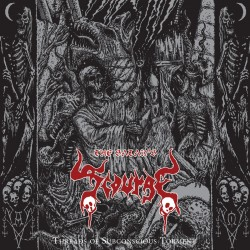 THE SATAN'S SCOURGE - Threads of Subconscious Torment
