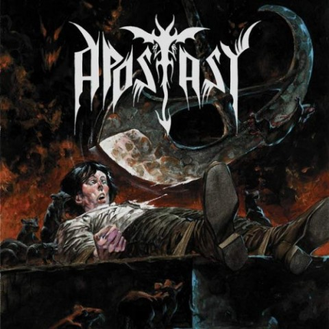 APOSTASY - The Blade of Hell