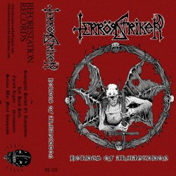 TERROR STRIKER - Hordes Of Armageddon