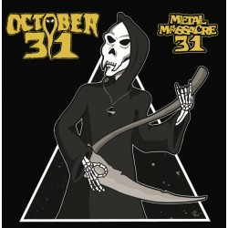 OCTOBER 31 - Metal Massacre 31