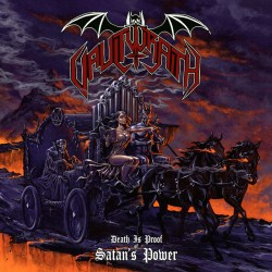 VAULTWRAITH - Death Is Proof Of Satan's Power