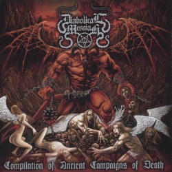 DIABOLICAL MESSIAH - Compilation Of Ancient Campaigns Of Death