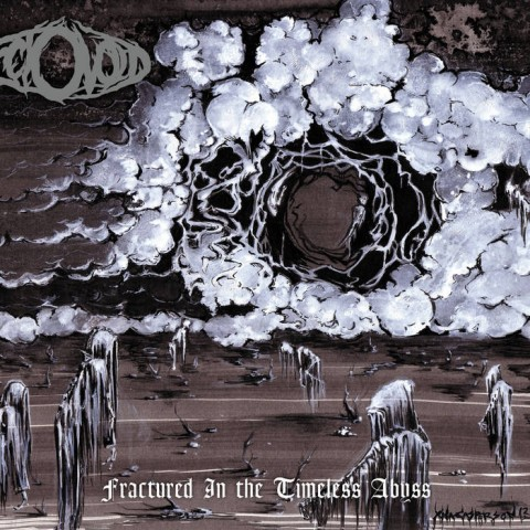 ECTOVOID - Fractured In The Timeless Abyss