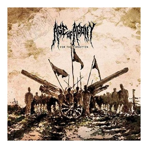 AGE OF AGONY - For the Forgotten