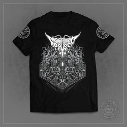 MISANTHROPIC RAGE - Towards the Greyscale Aphorysm T-shirt