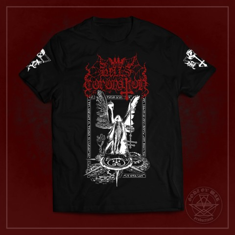 HELL'S CORONATION T-shirt