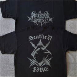 "STILLBORN  ""HeatheN Fire"" T-shirt"