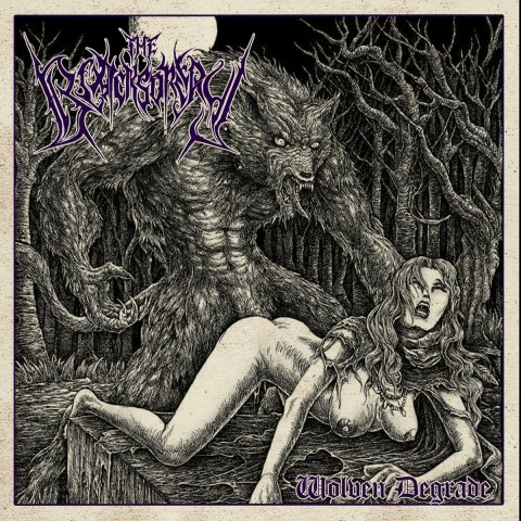 THE BLACK SORCERY - Wolven Degrade