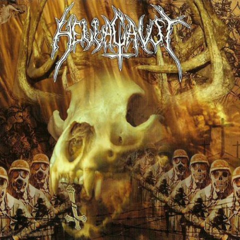 HELLACAUST - Dark Age Descending