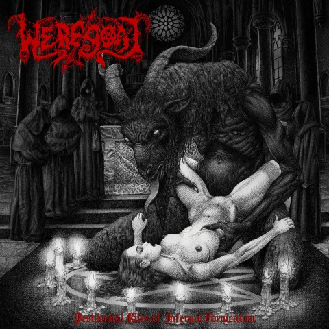 WEREGOAT - Pestilential Rites Of Infernal Fornication