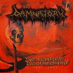 DAMNATORY - The Complete Disgoregraphy 1991-2003