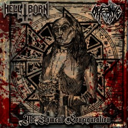 HELL-BORN / OFFENCE - Hellbound Hearts