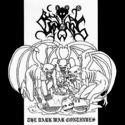 BESTIAL SUMMONING - The Dark War Continues
