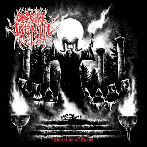 OBSCURE INFINITY - Evocation of Chaos