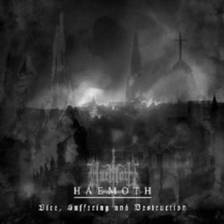 HAEMOTH - Vice, Suffering And Destruction