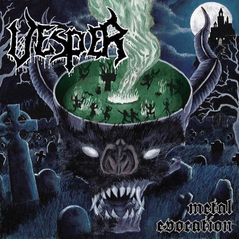 VESPER - Metal Evocation