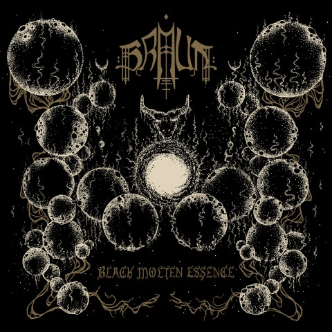 HRAUN - Black Molten Essence