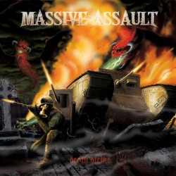 MASSIVE ASSAULT - Death Strike