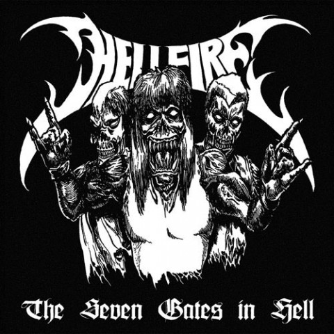 HELLFIRE - The Seven Gates In Hell