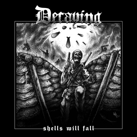 DECAYING - Shells Will Fall