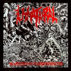 UNNATURAL - The Afflicted Path To Cursed Putrefaction