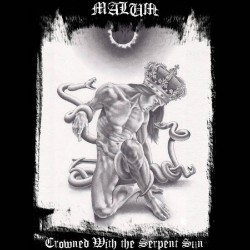 MALUM - Crowned With The Serpent Sun