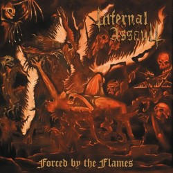 INFERNAL ASSAULT - Forced by the Flames (red)