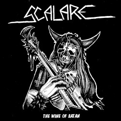 SCALARE - The Wine Of Satan