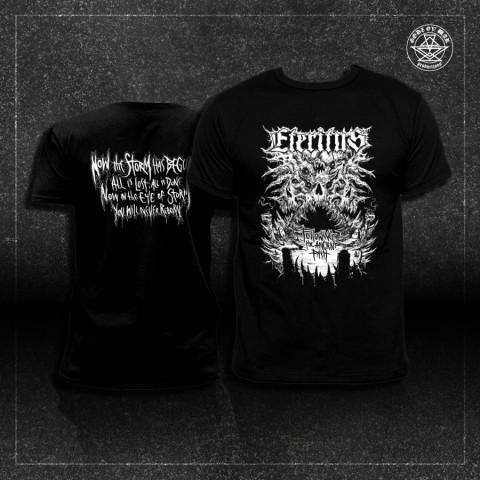 ETERITUS - Following the Ancient Path [T-shirt BLACK - pre-order]