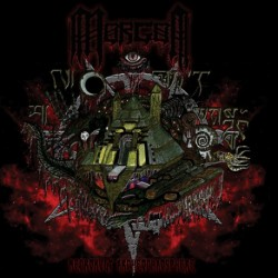 MORGON - Necrokvlt Archeochaosphere