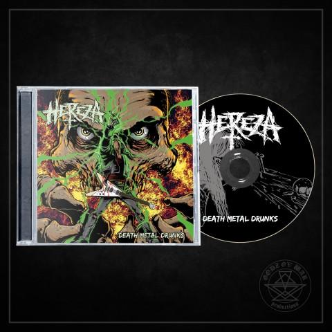 HEREZA - Death Metal Drunks
