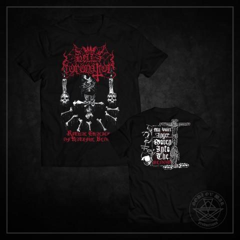 HELL'S CORONATION - Ritual... T-shirt