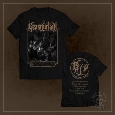 BEASTLURKER - Sanguine... T-shirt