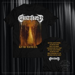 CANCERFAUST - Let The Earth Tremble