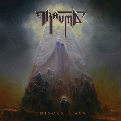 TRAUMA - Ominous Black