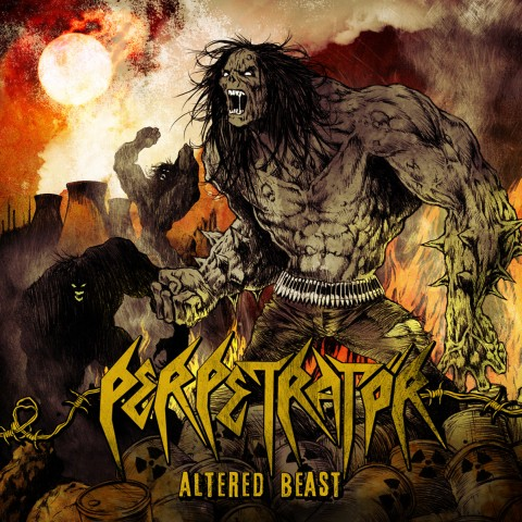 PERPETRATÖR - Altered Beast