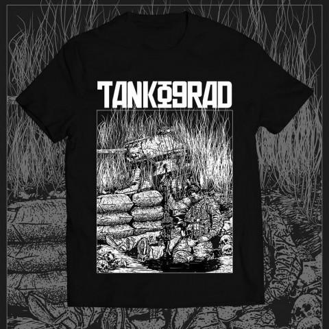 TANKOGRAD - Po Nas Cisza T-shirt
