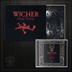 WICHER - Czary I Czarty CD
