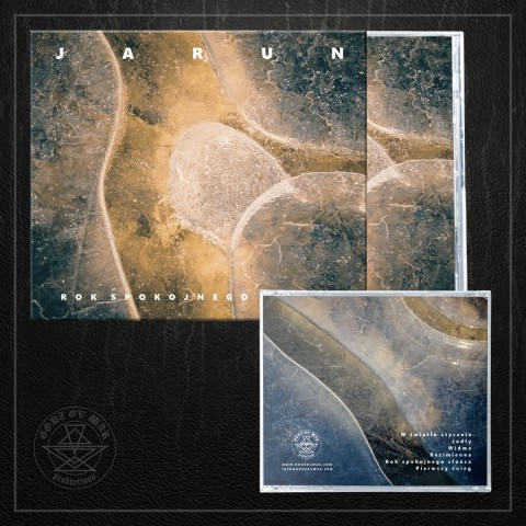 JARUN - Rok Spokojnego Słońca CD SLIPCASE