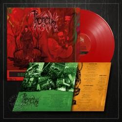 THRONEUM - Oh Death... LP red