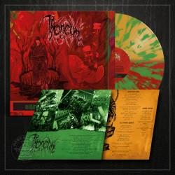 THRONEUM - Oh Death... LP splatter